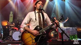 "The Avett Brothers on Austin City Limits ""Kick Drum Heart"""