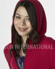 Miranda Cosgrove in the hood