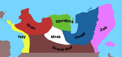 Mauretanian Provinces