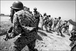 Mauretanian Soldier 02