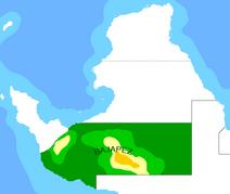 Map States Bajapez