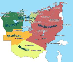 Sanpatricio map