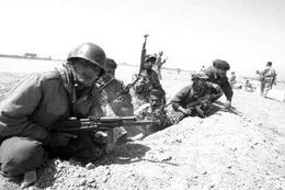 Mauretanian Soldier 01