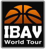 IBAV World Tour Logo