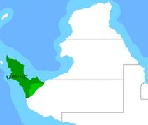 Map States Maure