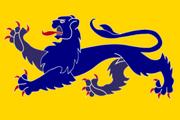 The blue lion of aethelnia