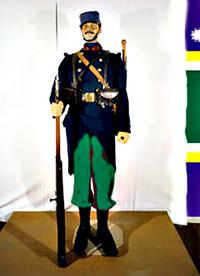 Sanpatricio rifle