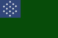 Vermont flag modern