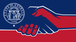 Georgia State Flag Proposal -01