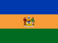 Delaware State Flag Proposal No 1 Designed By Stephen Richard Barlow 17 AuG at 1408hrs cst