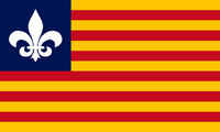 Proposed Louisiana Flag