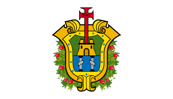 De facto flag of Veracruz.