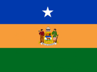 Delaware State Flag Proposal No 2 Designed By Stephen Richard Barlow 18 AuG at 0813hrs cst