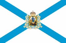 Flag of Arkhangelsk Oblast