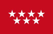 Flag of Community of Madrid