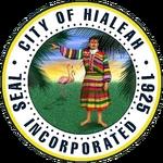 Seal of Hialeah, Florida