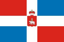 Flag of Perm Krai