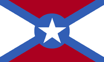 1.Alabama State Flag