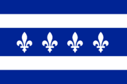 Quebec flag proposal 9 (good quality)