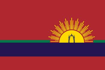 Flag of  Carabobo