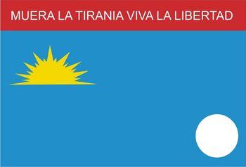 Flag of  Falcón