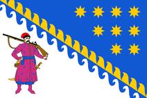 Flag of Dnipropetrovsk Oblast