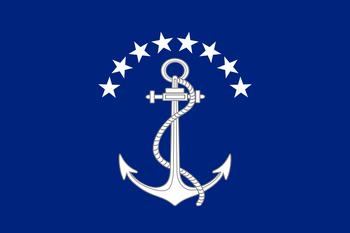 Naval Jack of Venezuela