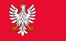 Flag of Masovian Voivodeship