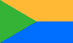 Alternate Michigan Flag (Laqueesha)