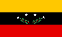 Flag of Táchira state
