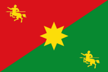 My Proposal for flag of Casanare Departament