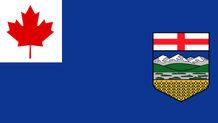 Alberta flag proposal 4