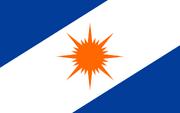 Tocantins brazil state flag redesign by henriqueovoador-damtvig
