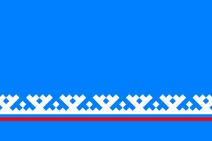 Flag of Yamalia-Nenetsia