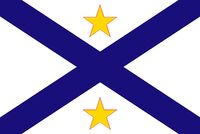Alternate Michigan State Flag 4H