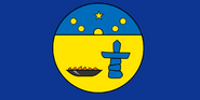 Nunavut flag proposal 2 (good quality)