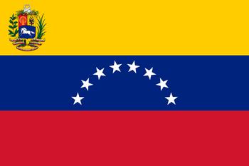 State flag of Venezuela
