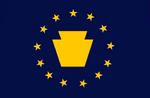Pennsylvania - Keystone & Stars