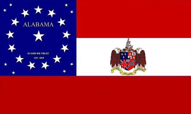 File:ALABAMA STATE FLAG Proposal Designed By Stephen Richard Barlow 12.jpg
