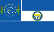 Nebraska State Flag Proposal No 21 Designed By Stephen Richard Barlow 22 OCT 2014 at 1056hrs cst