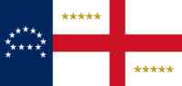 Virginia State Flag Proposal No 20 Designed By Stephen Richard Barlow 24 SEP 2014 at 1022hrs cst