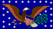 Missouri State Flag Proposal No 1b Designed By Stephen Richard Barlow 23 OCT 2014 at 1327hrs cst