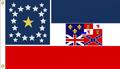 Alabama Heritage State Flag Proposal No. 4 Designed By Stephen Richard Barlow 26 MAR 2015 at 0657 HRS CST.png