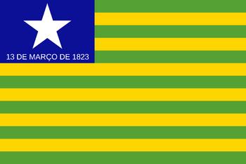 Flag of  Piauí
