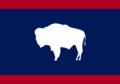 Flag of Wyoming 2.png