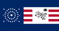 South Dakota State Flag Proposal No 9 Designed By Stephen Richard Barlow 22 AuG 2014 at 1345hrs