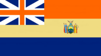 New York State Flag Proposal Designed By Stephen Richard Barlow 30 SEP 2014 at 0936hrs cst