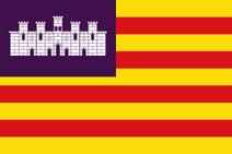 Flag of Balearic Islands