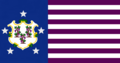 Connecticute State Flag Proposal No 2 Designed By Stephen Richard Barlow 15 AuG 2014 at 1503hrs cst.png
