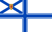 Nova Scotia Province Canada Flag Proposal No 3 By Stephen Richard Barlow 20 SEP 2014 at 1207hrs cst